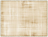 Burnt Parchment Sheet — Stock Photo