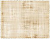 Burnt Parchment Sheet — Stock Photo