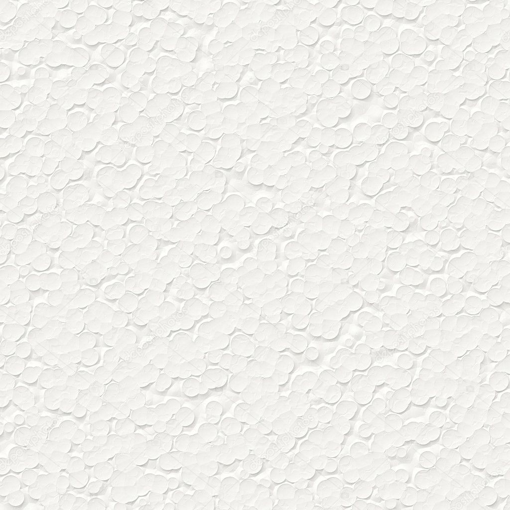 Bitmap Illustration of Styrofoam Texture Background  Stock Photo #9187244