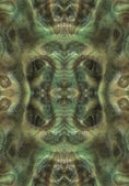Alien Organic Background — Stock Photo