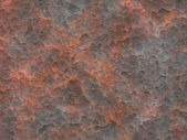 Rusted Wall — Stock Photo