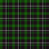 Green tartan seamless mönster — Stockfoto