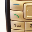 Cellular Phone - Close-up — Stock Photo