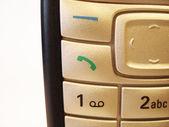 Cellular Phone - Close-up — Stock Photo