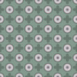 Geometric Retro Wallpaper Seamless Pattern — Stock Photo