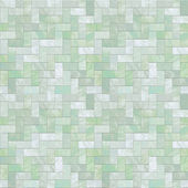 Green Stone Floor Seamless Pattern — Stock Photo