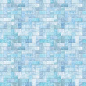 Blue Stone Floor Seamless Pattern — Стоковое фото