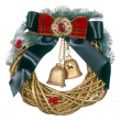 Christmas wreath — Stock Photo #9232761