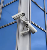 Security Cams — Stock Photo