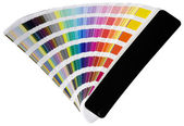 Pantone scale — Stock Photo