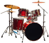Drums cutout — Stock Photo