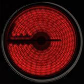 Kızılötesi fırın plaka — Stok fotoğraf