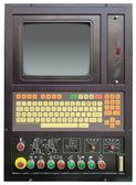 Modular industrial numerical machine — Stock Photo