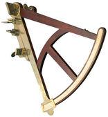 Découpe du sextant — Photo