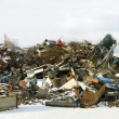 Scrap yard — Stock Photo #9255299