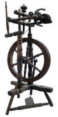 Old spindle — Stock Photo