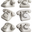 TelephoneOne — Foto Stock