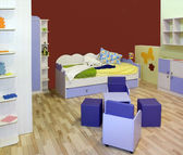 Childroom — Stock Photo