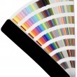 Color scale charts — Stock Photo #9399437