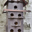 Bird house — Stock Photo #9785497