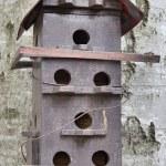 Bird house — Stock Photo