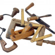 Stock Photo: Wooden Tools