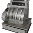 Stock Photo: Cash register
