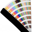 Color scale charts - Stock Photo