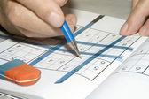 Sudoku — Stockfoto