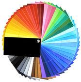 Multicolor palette — Stock Photo
