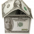 Royalty-Free Stock Photo: Dollar house
