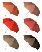 Umbrellathree — Foto Stock