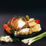 Beefsteak menu — Stock Photo