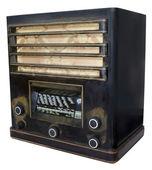 La vieille radio — Photo