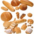 Breads — Stock Photo #9875470