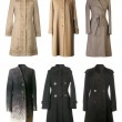 Winter coats — Stock Photo #9876449
