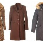 Fall coats — Stock Photo #9876458