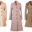 Autumn coats — Stock Photo #9876535