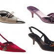 Four Shoes — Stock Photo #9876580