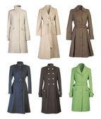 Winter Coats — Stock Photo
