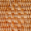 The Rattan texture background - Stock Photo