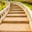 The Old staircase - Stock Photo