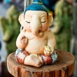 Stock Photo: the sculpture of ganesha