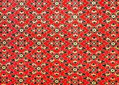 Il pattern di pittura tradizionale stile thai arte d'oro sulla wa — Foto Stock