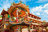 The Beautiful of joss house at chonburi province,Thailand — Stock fotografie