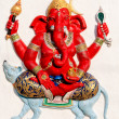 The Ganesha status — 图库照片