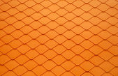 The Abstract of tile roof background — Stockfoto