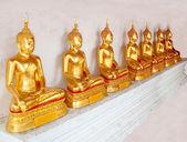 The Buddha status — Stock Photo