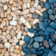 The Closeup of pebble — Stock Photo #10722673