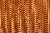 La texture du fond de carton ondulé marron — Photo